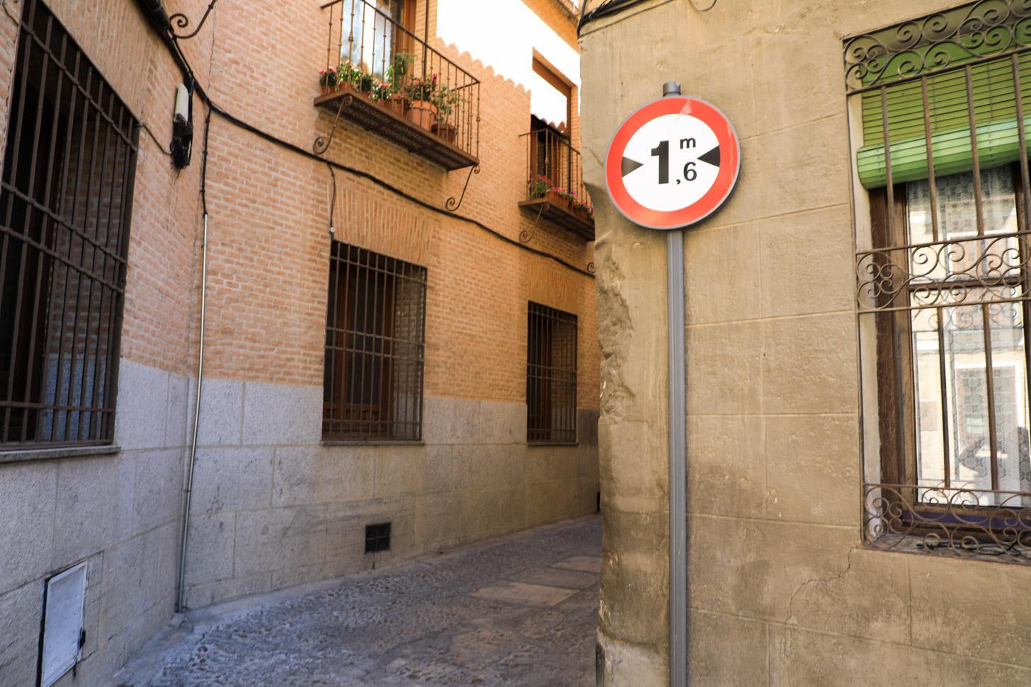 autorijden in Toledo