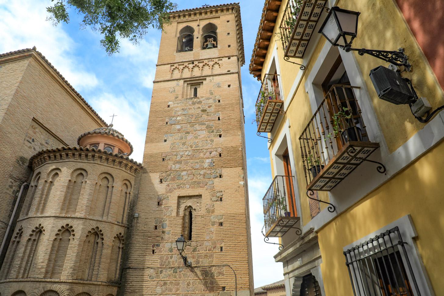 De geschiedenis van Toledo